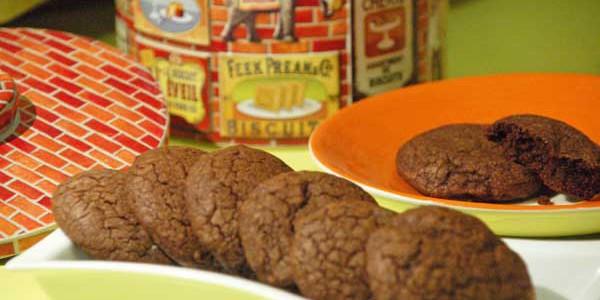 Cookies de chocolate. Receta sencilla